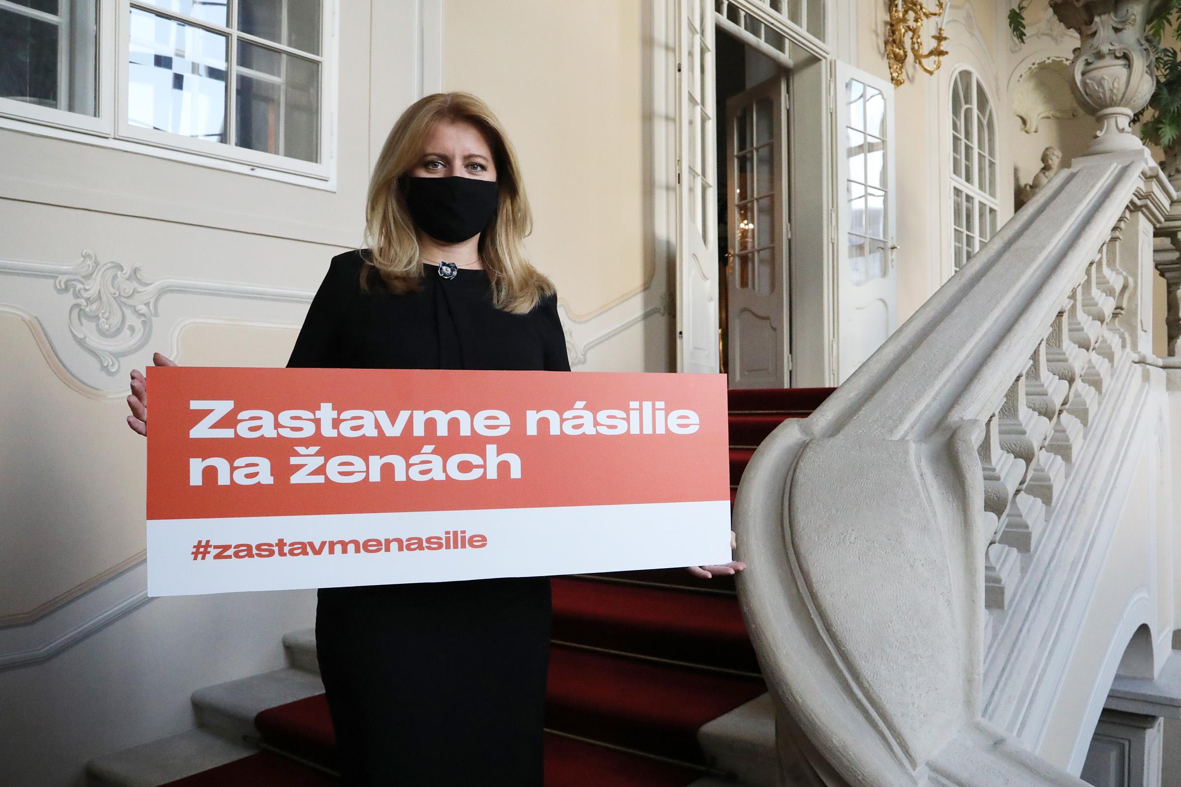 Zuzana Caputova 2020